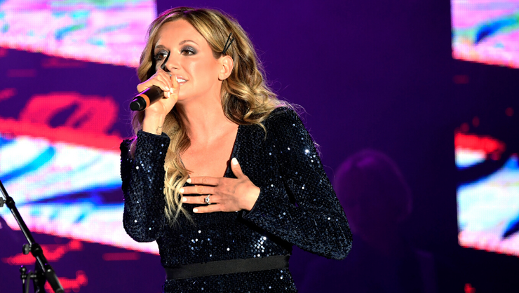 Carly Pearce Drops 'You Kissed Me First' From Upcoming New Album   iHeartRadio