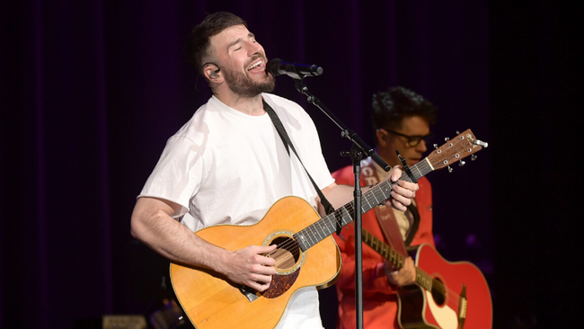 Sam Hunt Officially Done With New Album, Learning New Songs For Tour