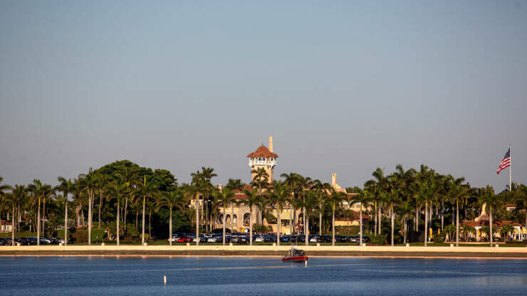 Palm Beach Teens Arrested After Trespassing At Trump Resort With AK-47