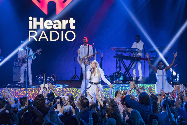 iHeartRadio Album Release Party With Meghan Trainor Presented By Marathon