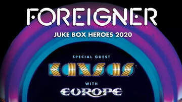 image for Foreigner, Kansas, and Europe - 7/18 @ White River Amphitheater