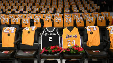 image for First game at The Staples Center since Kobe  death...