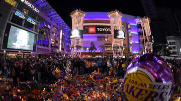 image for Mariachi Honors Kobe Bryant By Singing Amor Eterno Outside of Staples