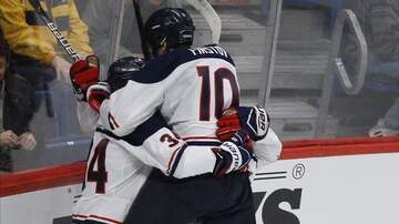 image for UConn Hockey Sweeps two from UNH w Back to Back 7-4 wins