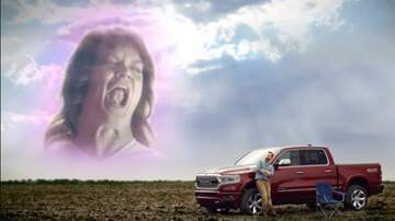 image for Maximus Stëel Belts out this Rock Ballad to a Truck