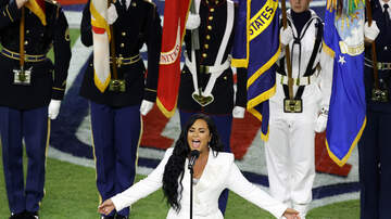 image for Demi Lovato Delivers 'best since Whitney' performance at Super Bowl