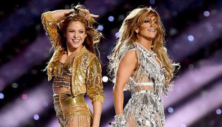 Watch Jennifer Lopez & Shakira's Electrifying Super Bowl LIV Halftime Show