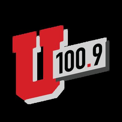 U 100.9 logo