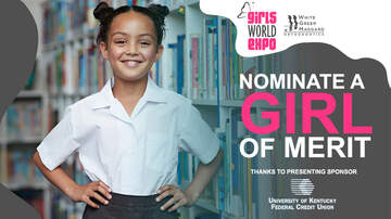 image for Girls World Expo - NOMINATE A GIRL OF MERIT!