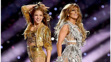 image for Watch: Jennifer Lopez and Shakira FULL Halftime Show