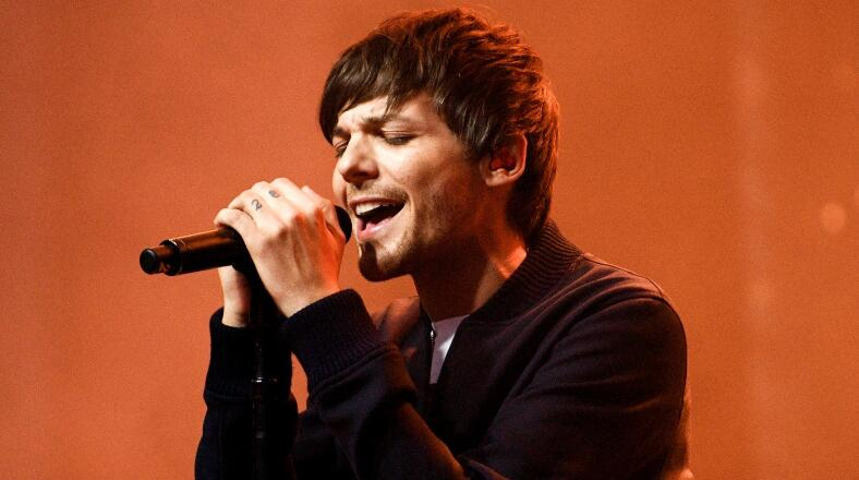 Louis Tomlinson Celebrates 'Walls' Release With Intimate Sold-Out Show