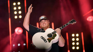 image for Luke Combs Text To Win Sweepstakes