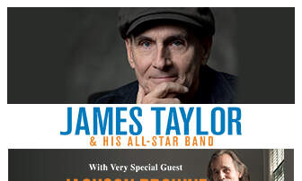 image for James Taylor @ Blossom