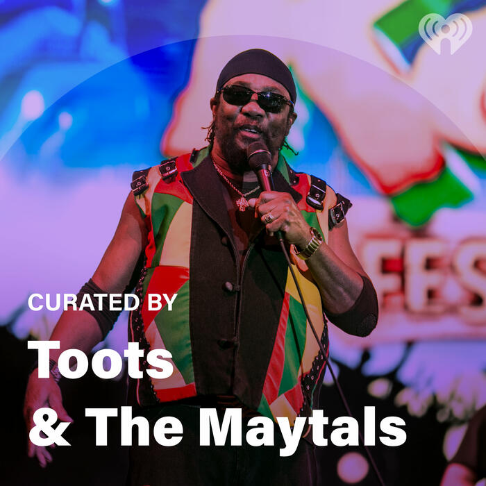 Curated By: Toots & The Maytals