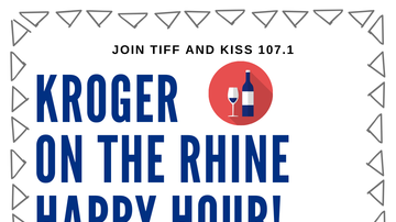 image for KISS 107.1 & Tiff for Kroger OTR Eatery Happy Hour!
