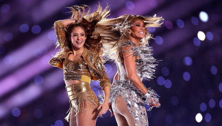 You Probably Missed J. Lo & Shakira's Subtle Halftime Nod To Kobe Bryant