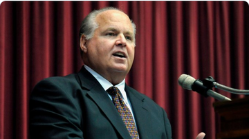 image for Rush Limbaugh Announces He Has Advanced Lung Cancer