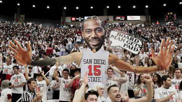 image for Video: SDSU Retires Kawhi Leonard's College Basketball Jersey