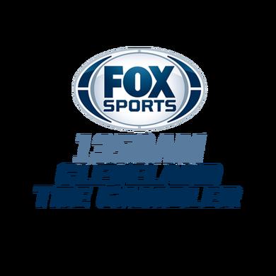 Fox Sports 1350 The Gambler logo