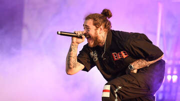 image for WATCH Post Malone Invites Super Bowl Champions Kansas City Chiefs Backstage