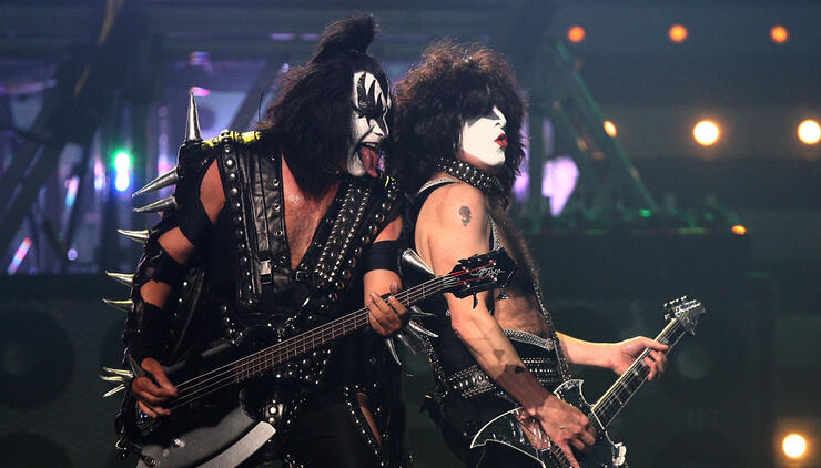 VH1 Rock Honors - Show
