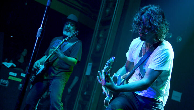 """Citi Presents Exclusive Soundgarden Performance Celebrating 20th Anniversary of """"Superunknown"""""""