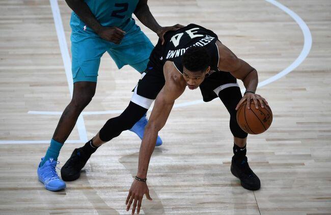 BASKET-NBA-MILWAUKEE-CHARLOTTE