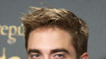 image for Science says Robert Pattinson is the most attractive man in the world!