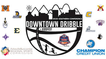 image for 8th Annual Southern Conference Downtown Dribble and Kids-fest