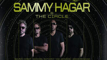 image for Sammy Hagar & The Circle and Whitesnake w/special guest Night Ranger