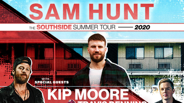 image for Sam Hunt at Toyota Amphitheatre
