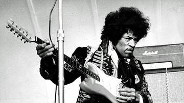 image for It's Army Time For Jimi Hendrix on 27 Club