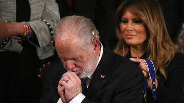 image for Rush Limbaugh Reacts to Receiving Presidential Medal of Freedom