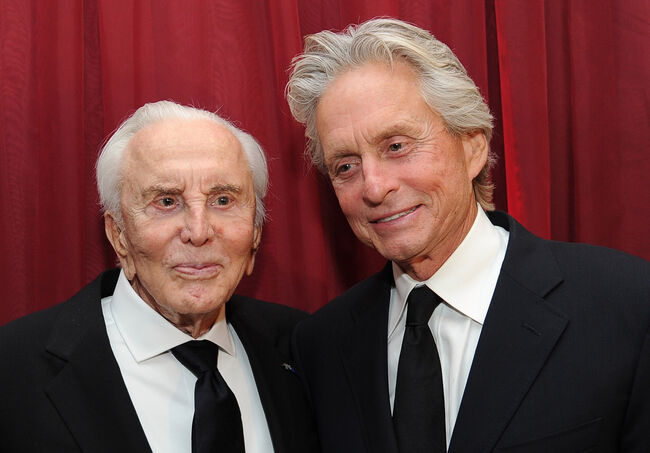SBIFF's 2011 Kirk Douglas Award For Excellence In Film