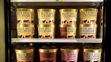 image for Blue Bell Drops Mardi Gras Themed Ice Cream That Tastes Like King Cake