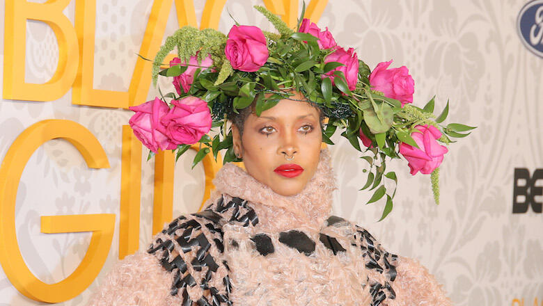 Erykah Badu To Unveil Fragrance That Smells Like Her Vagina