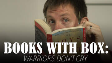 image for Books With Box: Lunchbox Reviews Warriors Don't Cry