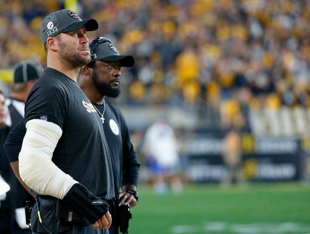 Art Rooney II says he's comfortable with the Steelers QB situation   Adam Crowley   ESPN Pittsburgh