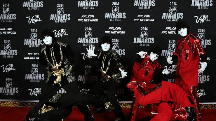 Jabbawokeez goes viral with Chris Brown's 'Go Crazy' dance routine!