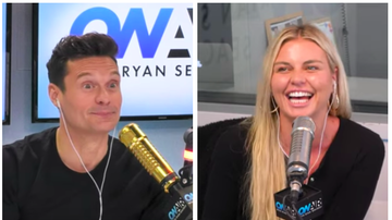 image for Drumroll Please! Tanya Rad Reveals Her Big Announcement to Ryan Seacrest