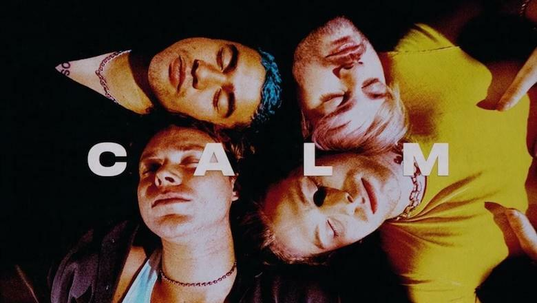 5 Seconds Of Summer Announce New Album 'Calm,' Share New Song 'No Shame'