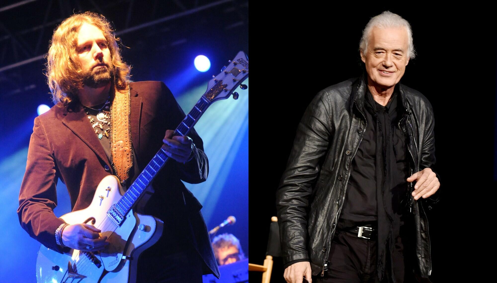 Black Crowes' Rich Robinson Denies He Turned Down Jimmy Page Collaboration | 100.7 WMMS