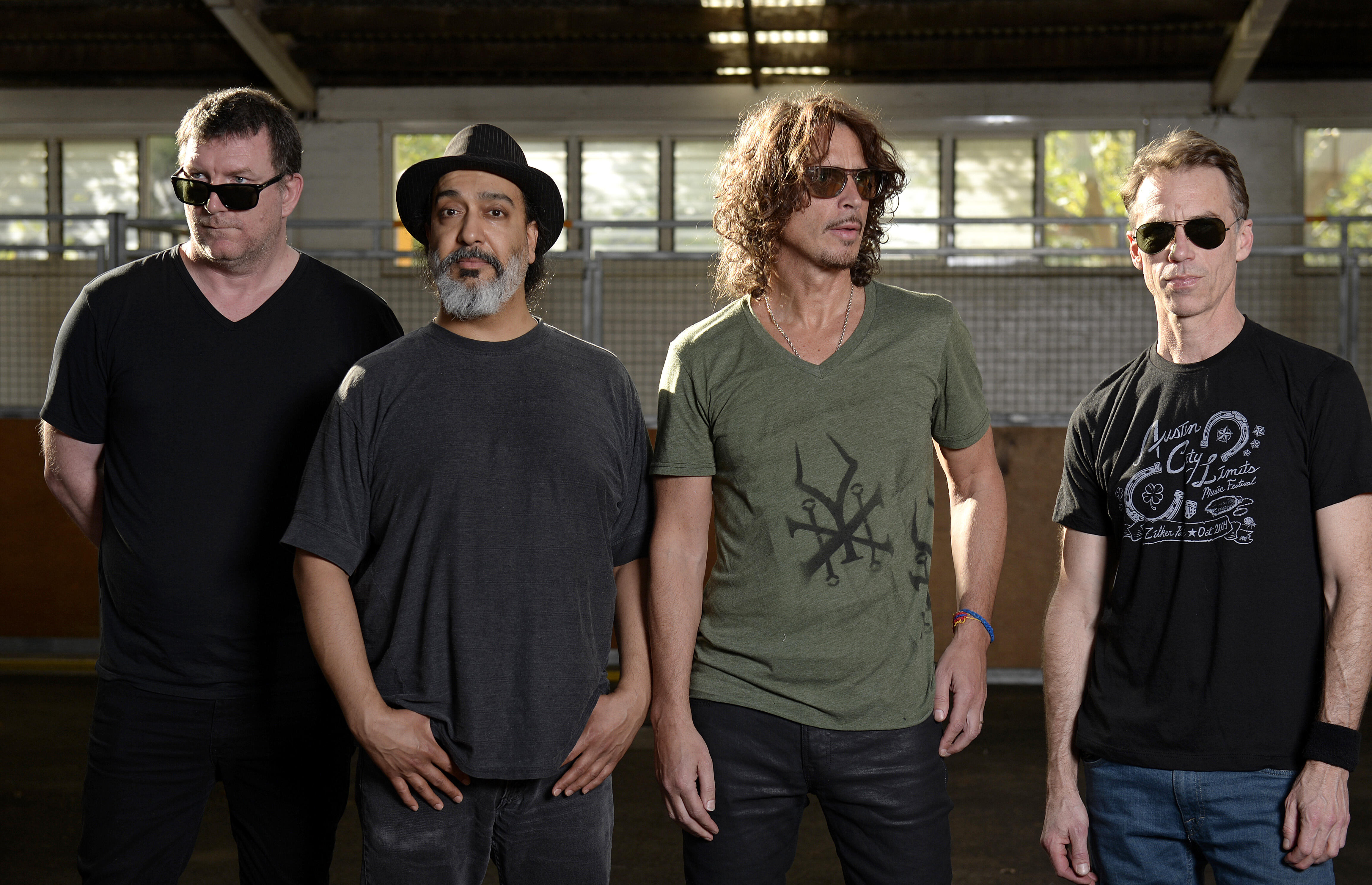 Soundgarden Defend Actions After Chris Cornell's Death In Legal Filing | iHeartRadio