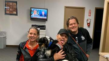 """image for """"Go Team Therapy Dogs"""" on air this morning! Love em!"""
