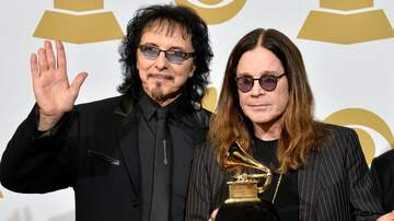 image for Ozzy Osbourne Says He's 'Intimidated' And Inspired By Tony Iommi