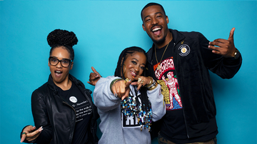 image for Rapsody Talks About Sexy Rappers On This Weekend's Hollywood Unlocked
