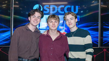 image for New Hope Club at SDCCU LIVE