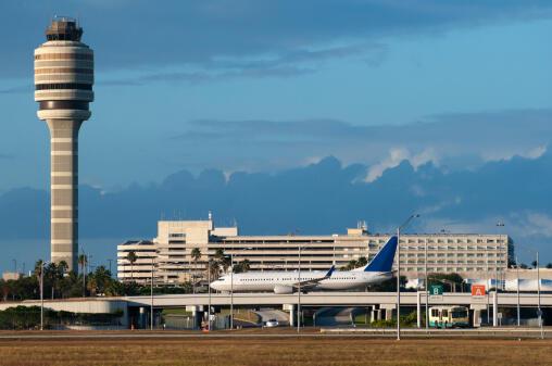Onward and upward at Florida's busiest airport. | Florida News | NewsRadio WFLA