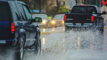 image for Water, water, everywhere! Look at all the flooding in the Triad