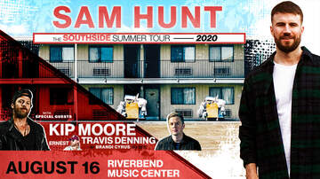 image for Sam Hunt with special guests Kip Moore, Travis Denning and Ernes!